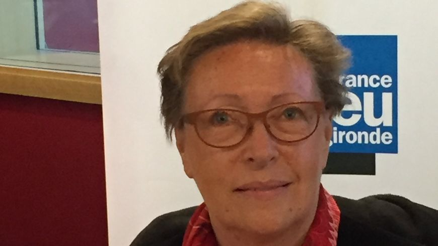 Christine Lentz, de la télévision à la Mairie de Carbon Blanc
